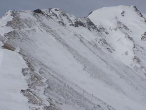 頂上までのルート